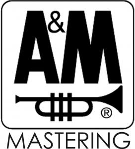 A&M Mastering Logo 1980s