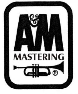 A&M Mastering Logo 1970s