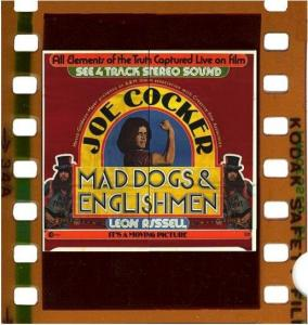 Mad Dogs & Englishmen Poster