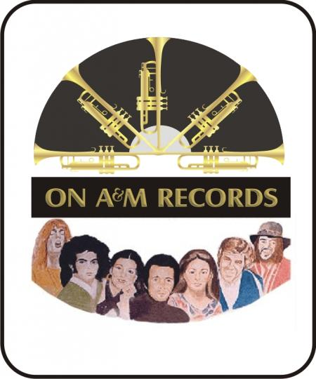 On A&M Records logo