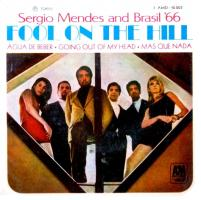 Sergio Mendes & Brasil '66: Fool On the Hill Brazil 7-inch E.P.