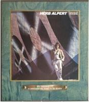 Herb Alpert: Rise A&M Records in-house award