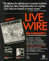 Live Wire Image
