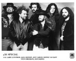38 Special Publicity Photo