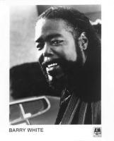 Barry White Publicity Photo