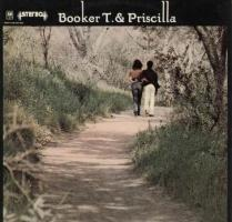Booker T. & Priscilla Publicity Photo