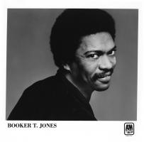 Booker T. Jones Publicity Photo