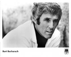Burt Bacharach Publicity Photo