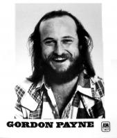 Gordon Payne Publicity Photo