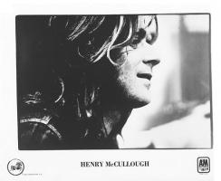 Henry McCullough Publicity Photo