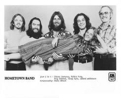 Hometown Band Publicity Photo