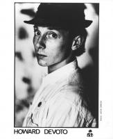 Howard Devoto Publicity Photo