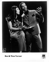 Ike & Tina Turner Publicity Photo