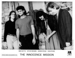 Innocence Mission Publicity Photo