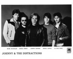 Johnny & the Distractions Publicity Photo