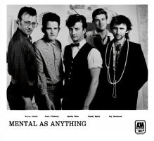 Mental As Anything Publicity Photo