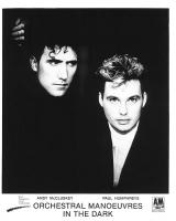 Orchestral Manoeuvres In the Dark Publicity Photo
