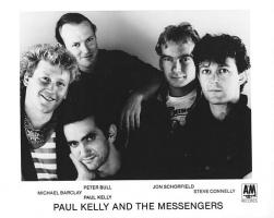 Paul Kelly and the Messengers Publicity Photo