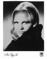Peggy Lee Publicity Photo