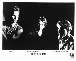Police Publicity Photo
