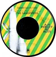 Sandpipers Label