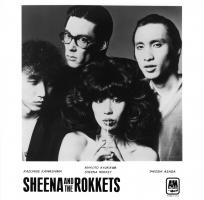 Sheena & the Rokkets Publicity Photo