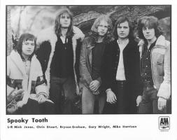 Spooky Tooth Publicity Photo
