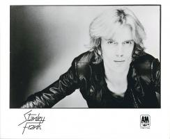 Stanley Frank Publicity Photo