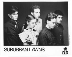 Suburban Lawns Publicity Photo