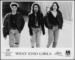 West End Girls Publicity Photo