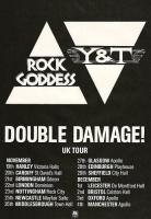 Y&T Advert