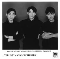 Yellow Magic Orchestra Publicity Photo