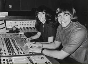 Carpenters in Studio B