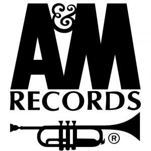 A&M Records logo 1963