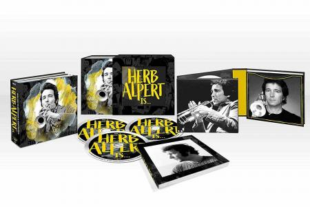 Herb Alpert Is... CD Box Set
