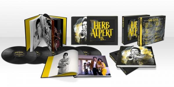 Herb Alpert Is... Vinyl Album Box Set