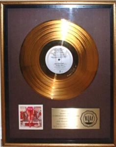38 Special: Wild-Eyed Southern Boys RIAA gold album certification