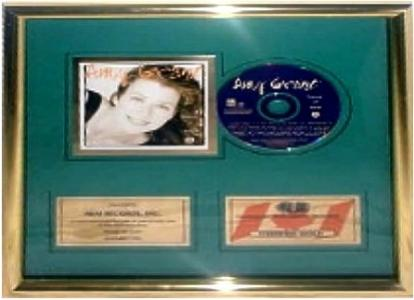 Amy Grant: House Of Love Canada CRIA gold certification