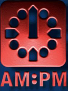 AM:PM Records logo