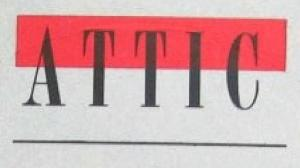 Attic Records logo