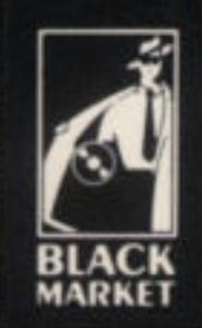 Black Market Records Logo