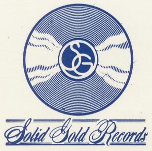 Solid Gold Records logo